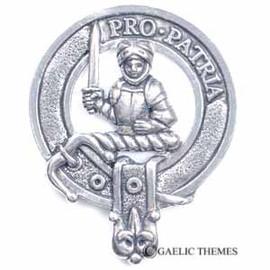 Bannerman - 157 Badge