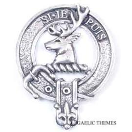 Colquhoun - 025 Badge