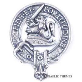 Farquharson - 038 Badge