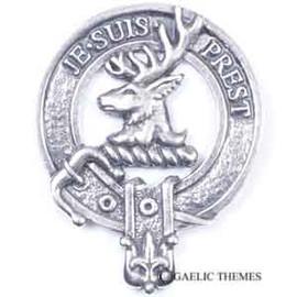 Fraser of Lovat - 044 Badge