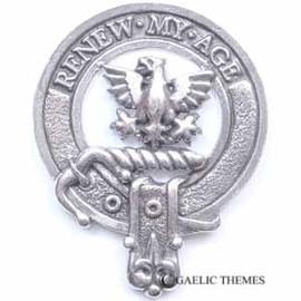 Gartshore - 211 Badge