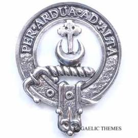 Hannay - 052 Badge