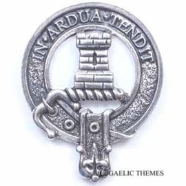 MacCallum (Malcolm) - 076 Badge