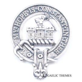 MacDonald of Clanran - 078 Badge