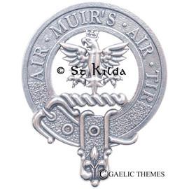 MacDonald of Kepp - 380 Watermark Badge