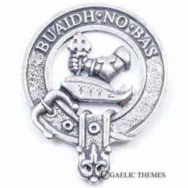 MacDougall - 081 Badge