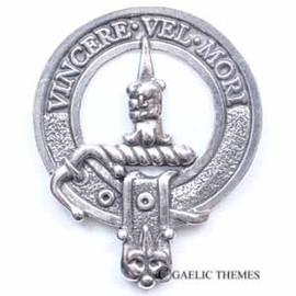 MacDowall - 256 Badge