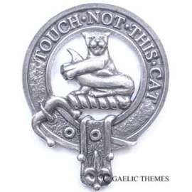 MacGillivray - 086 Badge