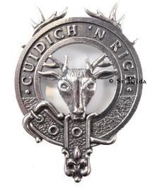 MacKenzie of Seaforth - 492 Badge