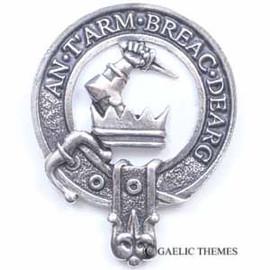 MacQuarrie - 108 Badge