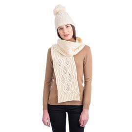 Ladies Wool Scarf