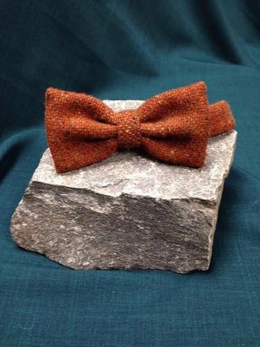 Donegal Tweed Bow Tie