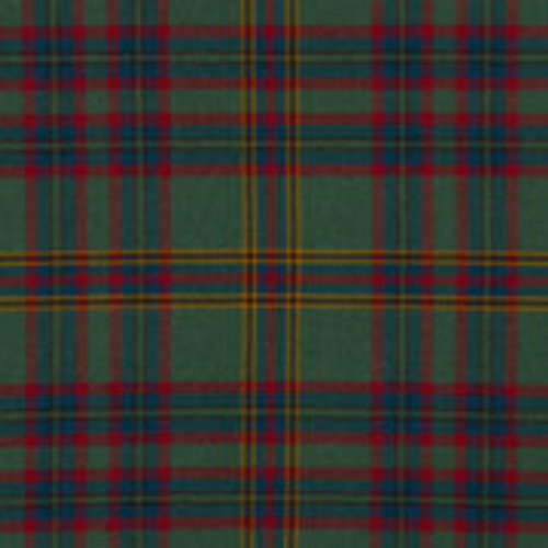 Westmeath County Tartan Tie
