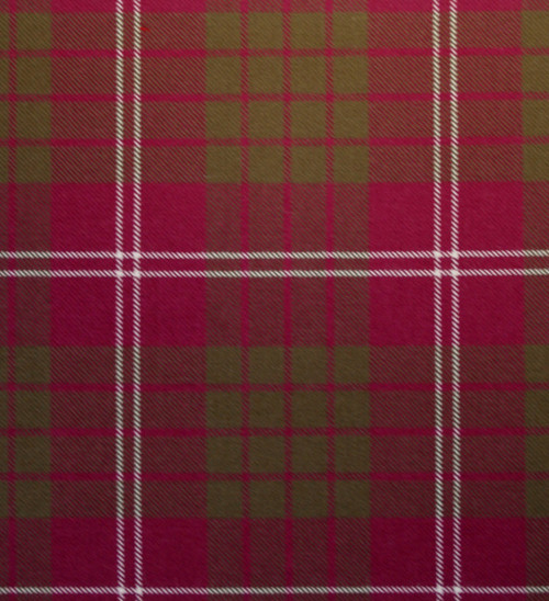 Crawford Weathered Heavy Weight Tartan