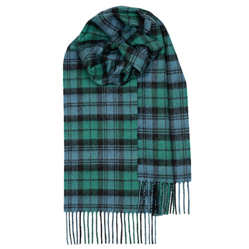 Campbell Ancient Lambswool Scarf