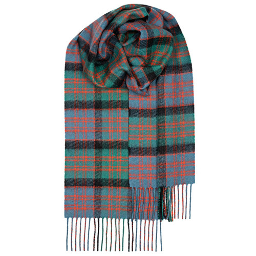 Macdonald Ancient Lambswool Scarf