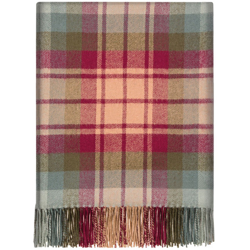 Auld Scotland Lambswool Blanket