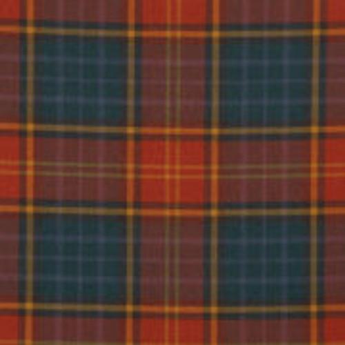 Roscommon County Tartan Tie