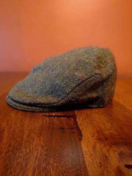 Donegal Tweed Vintage Cap
