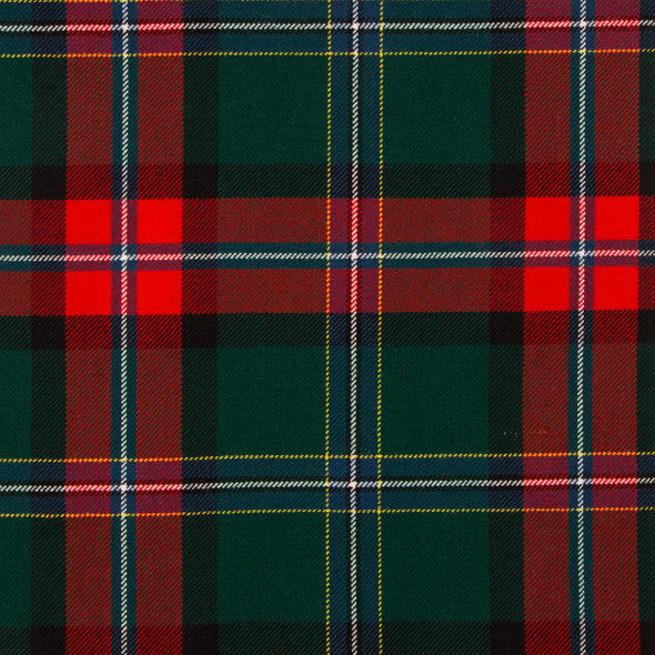 National Tartan Tartan Fabric Material Medium Weight