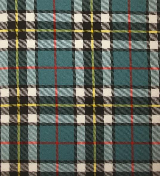 Thomson Dress Modern Tartan Fabric Material Medium Weight