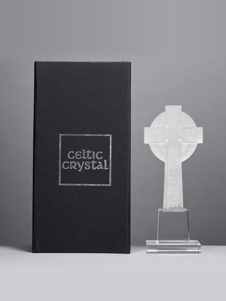 Crystal Celtic Cross