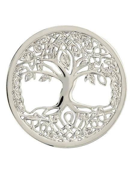 Tree of Life Coin Insert for Tara's Diary Necklace