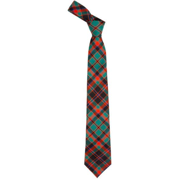 A Buchan Ancient Revier Tartan Tie