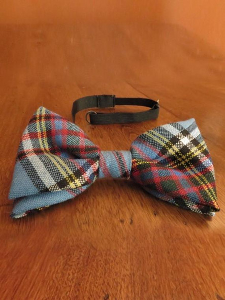 Tartan Bow Tie / Cheater Tie