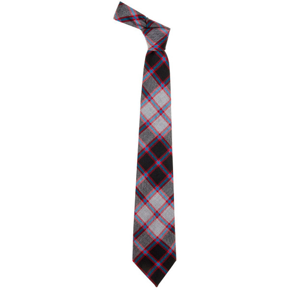 Macpherson Hunting Modern  Tartan Tie