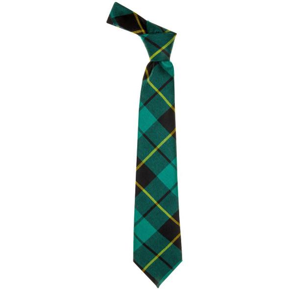 Wallace Hunting Ancient  Tartan Tie