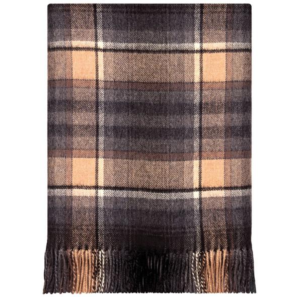 Tullynessle Lambswool Blanket