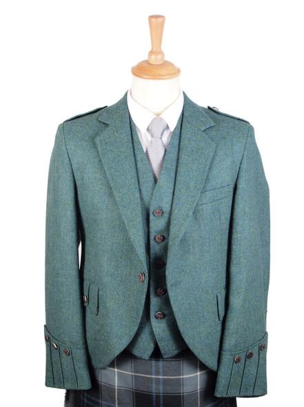 Highland Green Jacket and Vest
