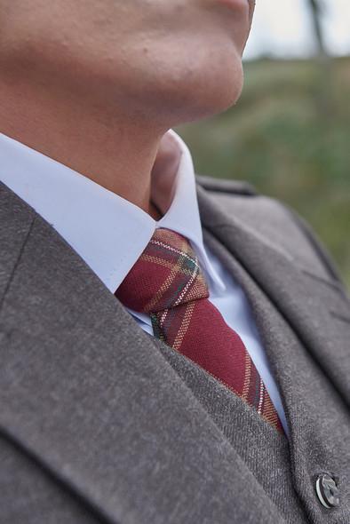 Down Irish County Tie