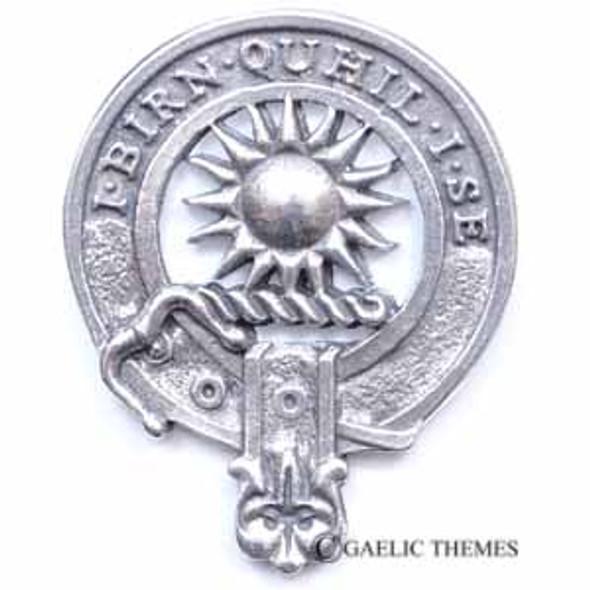 MacLeod of Lewis - 258 Badge
