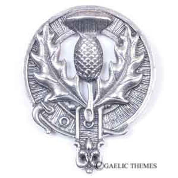 Scot. Thistle - 531 Badge