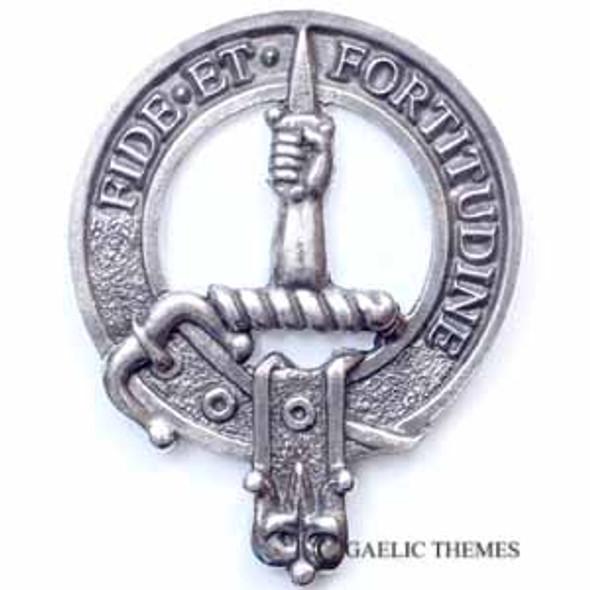 Shaw of Tordarroch - 132 Badge