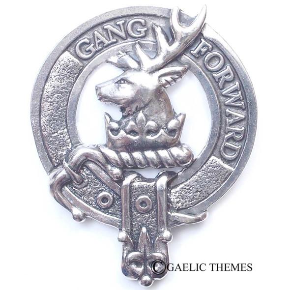 Stirling - 322 Badge