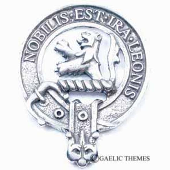 Stuart of Bute - 138 Badge