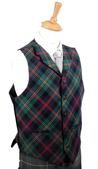 Tartan Waistcoats