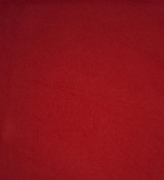 Solid Red Modern Light Weight Tartan