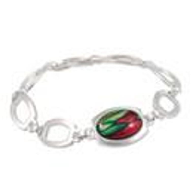 Heathergem Satin Plated Bracelet