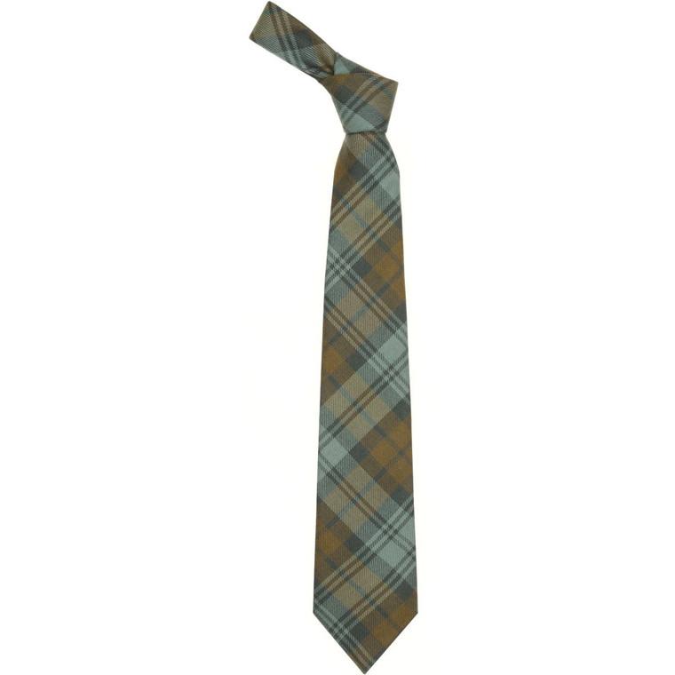 Blackwatch Wthrd Tartan Tie