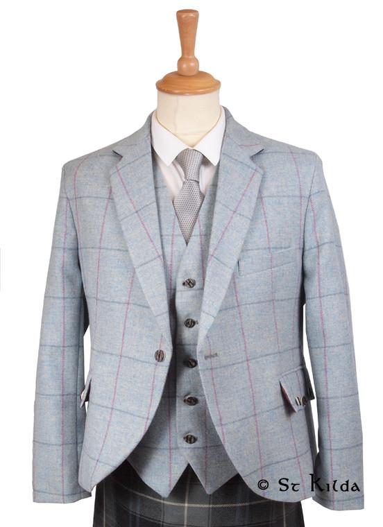 Patterned Tweed Crail