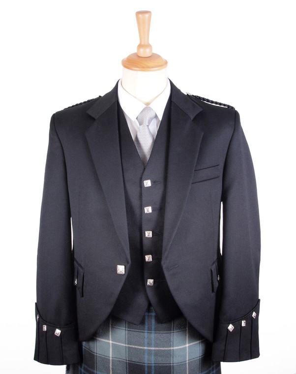 Argyle Jacket & Vest