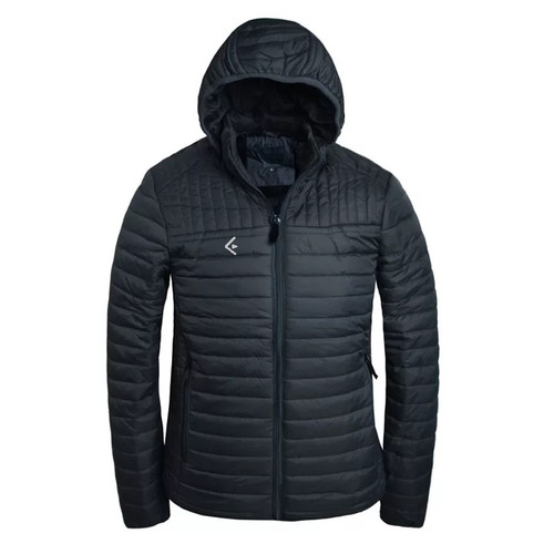 EDGE Quilt unisex jacket: navy or dark grey