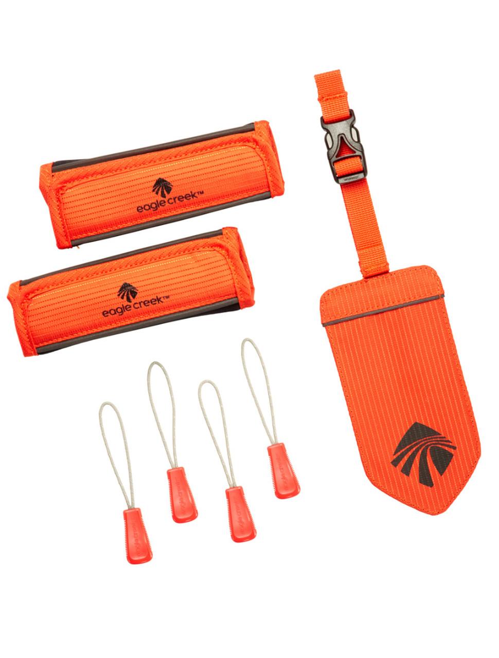 3 pack Eagle Creek Id Zipper Pull Set