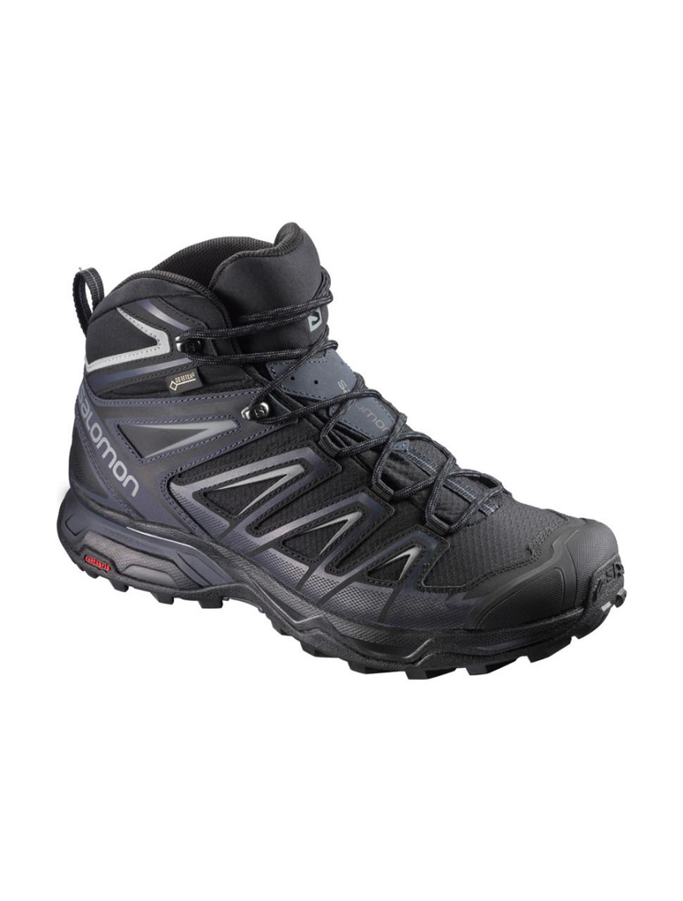 India Salomon Men X ULTRA 3 Yellow Hiking Shoes Size:(Uk