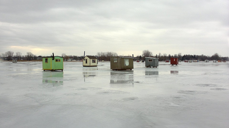 Top 10 Spots for Ice Fishing in the US - Ramsey Outdoor