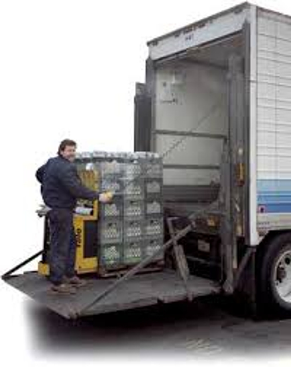 Lift Gate Fee For Freight Deliveries